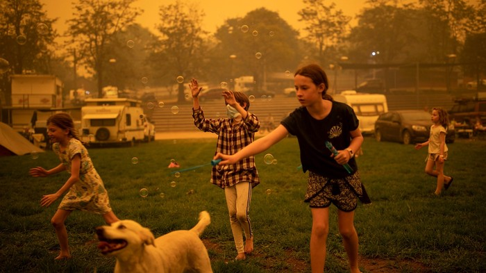 What Does Weeks of Bushfire Smoke Actually Do to Your Lungs?