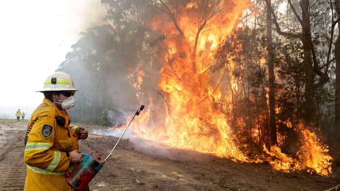 Australia's Terrifying 'Fire Clouds' Are Here to Stay