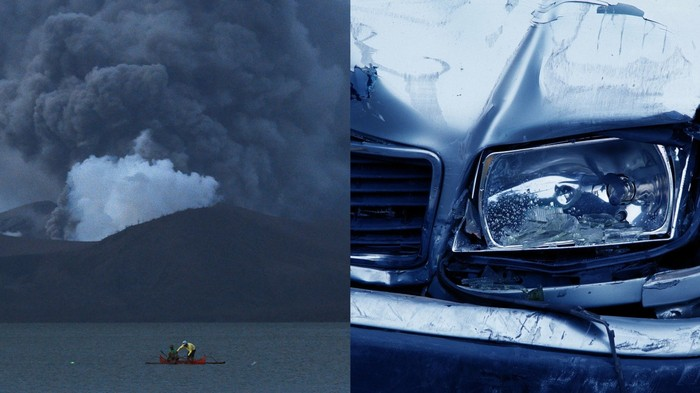 Three Taal Volcano Relief Volunteers Die in Car Crash on the Way Home From Evacuation Centre