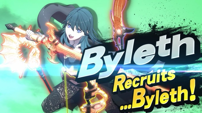 The Latest Addition to Smash Bros. Is, Of Course, a Fire Emblem Character