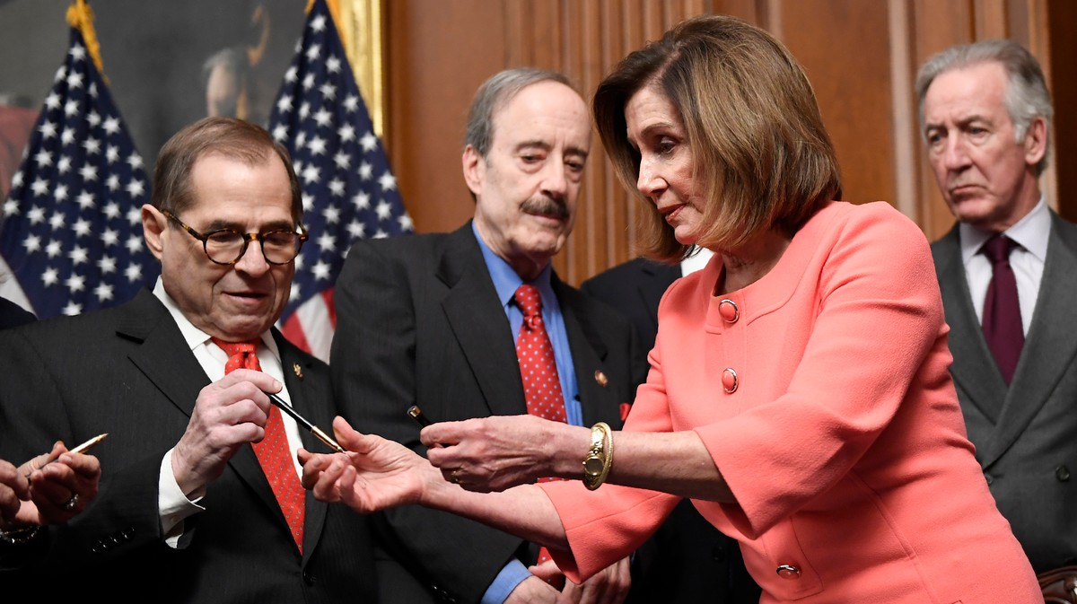 , Conservatives Are Flipping Out Over Nancy Pelosi's Pens, Saubio Making Wealth