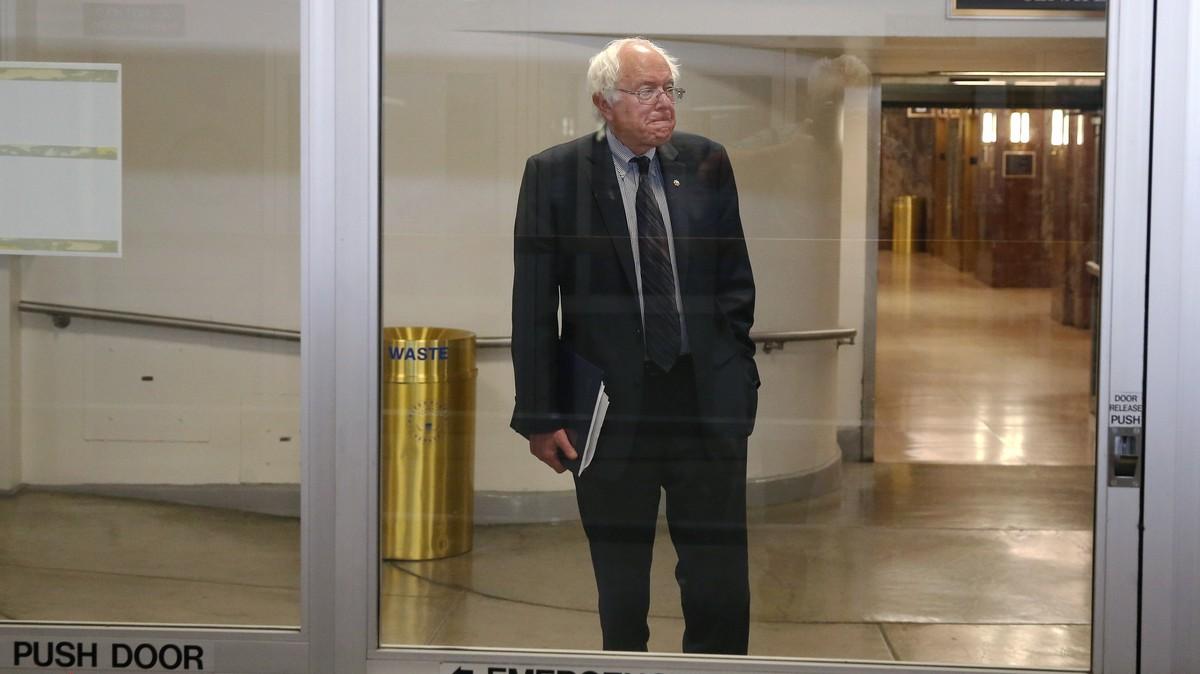 Image of article 'Bernie Sanders Secures Crucial Endorsement From Leftist Facebook Meme Page'