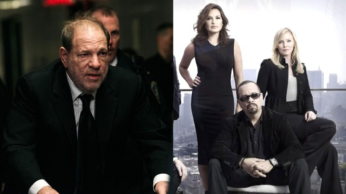 Harvey Weinstein's Lawyer Vetted the Jury for 'Law & Order' Fans