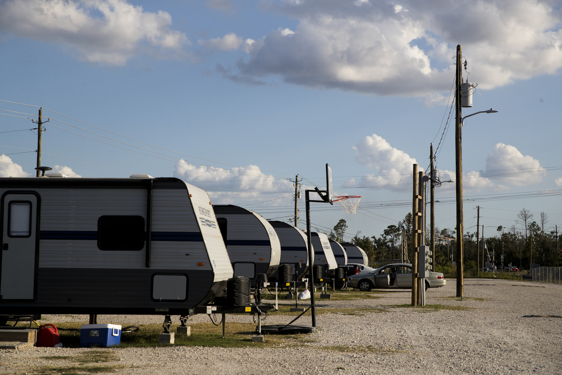 , California Is About to Start Housing Homeless People in Old FEMA Trailers, Saubio Making Wealth