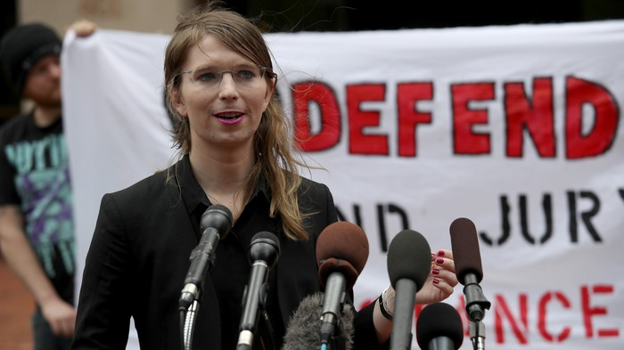 Obama Freed Chelsea Manning Three Years Ago. Why Is She Still in Jail?