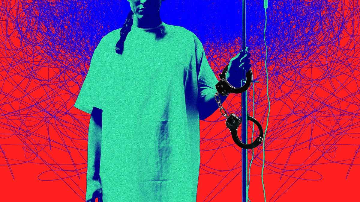 Cops Are Illegally Detaining and Hurting Mental Health Patients