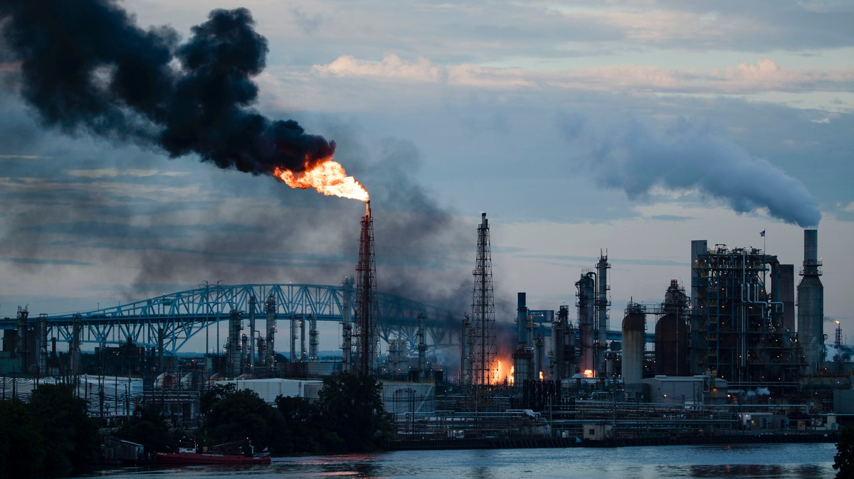 , The Philly Oil Refinery That Exploded Was Already Leaking Tons of a Toxic Chemical That Causes Leukemia and Infertility, Saubio Making Wealth
