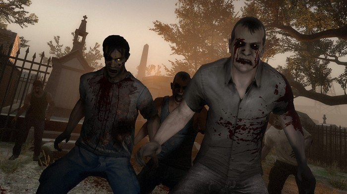 Valve Says It's Not Working on a New Left 4 Dead Game