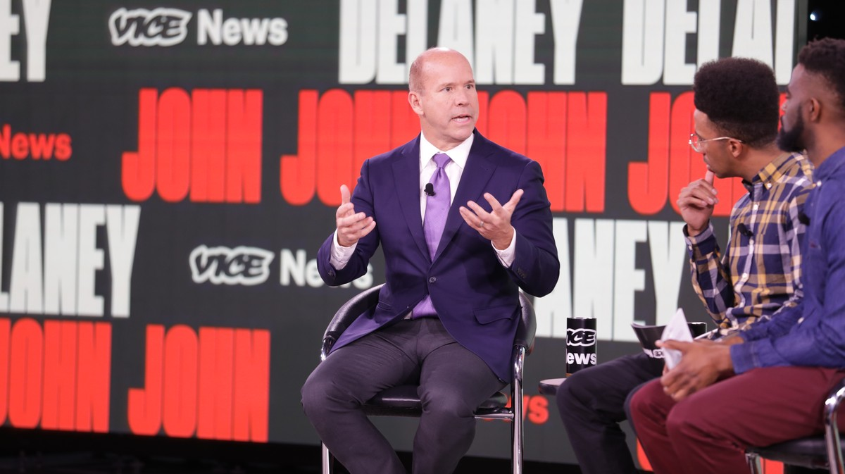 John Delaney Wants Everyone Insured. But He Says Medicare for All Is 'Political Suicide.'