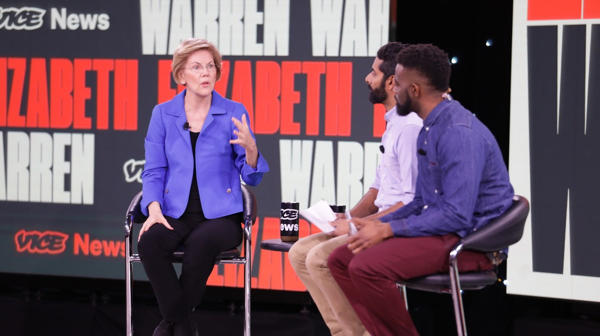 Warren Says Troops Are Coming Home and Black Colleges Are Getting Funded. Period.