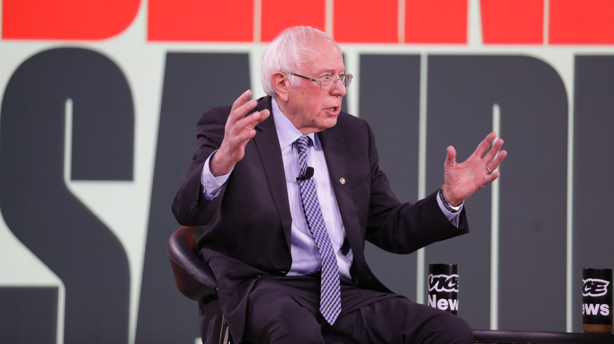 Think Bernie Is 'Radical?' He Respectfully Disagrees.