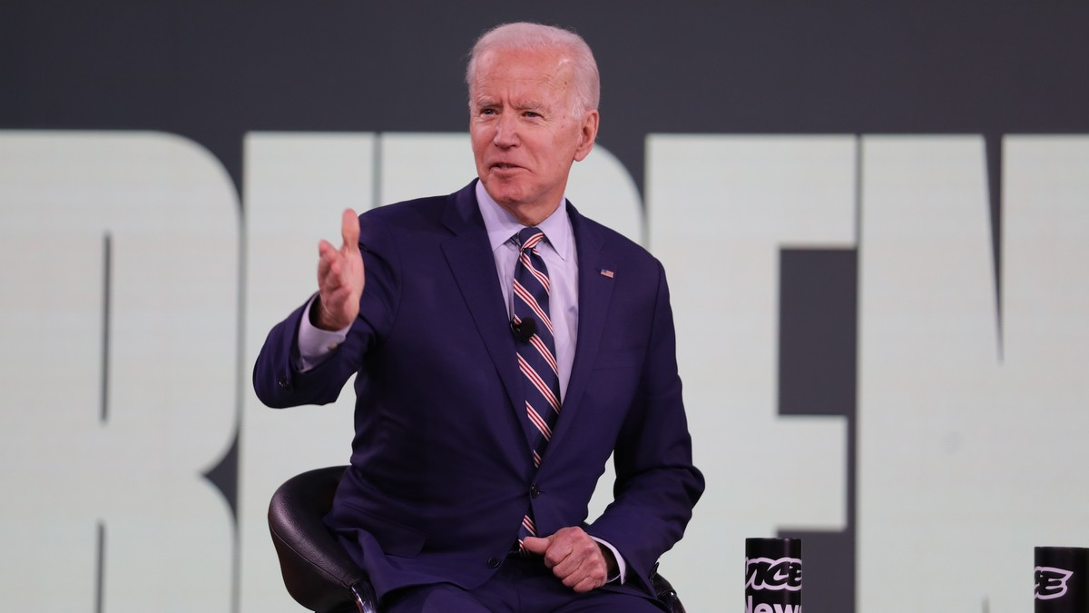 Biden: Bernie Is Lying About My Position on Social Security