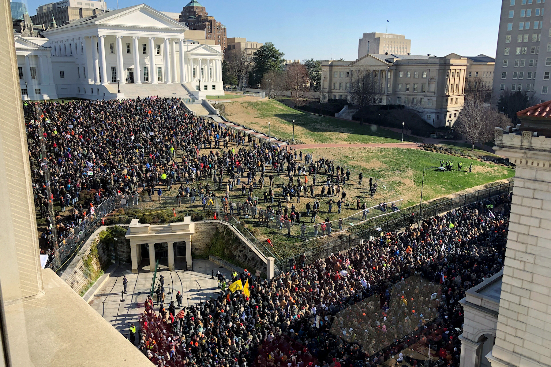 , Thousands of Gun Rights Activists Are Taking a Victory Lap for Peaceful Rally in Virginia, Saubio Making Wealth