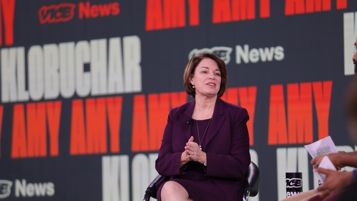 Amy Klobuchar Was Asked If She Was the Kind of 'White Moderate' MLK Called a 'Stumbling Block' to Freedom. Here's How She Replied.
