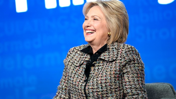 It's 2020 and Hillary Is Still Mad at Bernie: 'Nobody Likes Him'