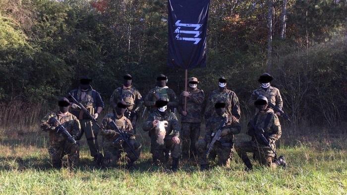 Neo-Nazi Terror Group Leader Calls FBI Arrests 'Witch Hunt'