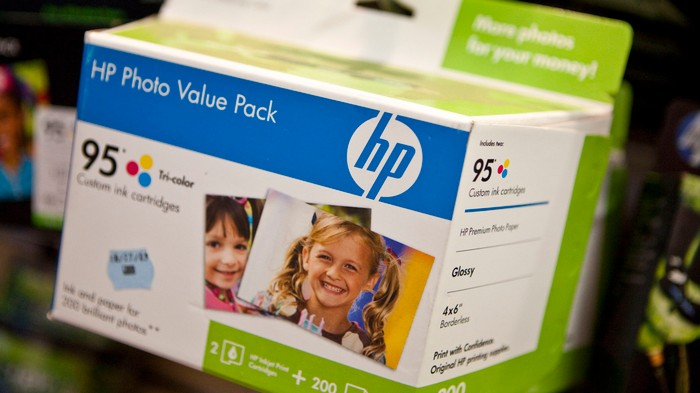 HP Remotely Kills Perfectly Good Ink Cartridge With DRM