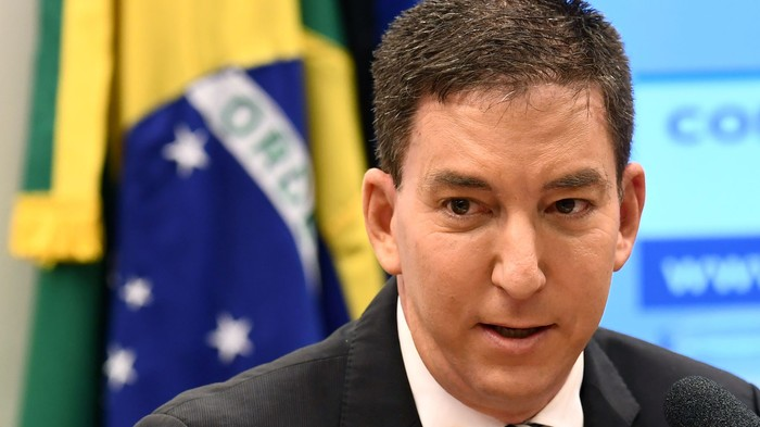 Why Brazil's Charges Against Glenn Greenwald Are an 'Absolute Red Alert'