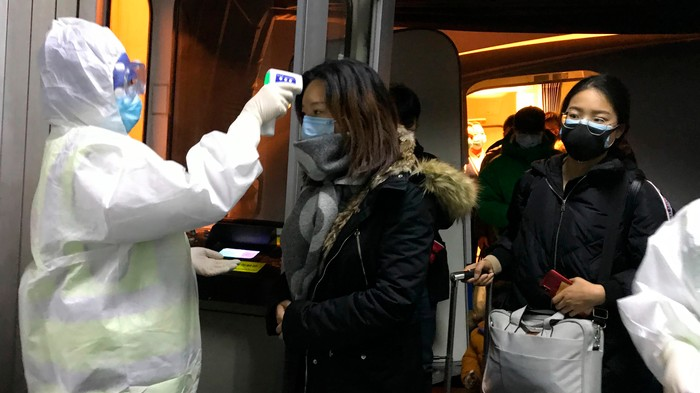 China Just Quarantined the City at the Heart of the New Coronavirus Outbreak