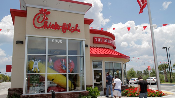 San Antonio Has Reportedly Spent $315K to Keep Chick-fil-A Out of Its Airport