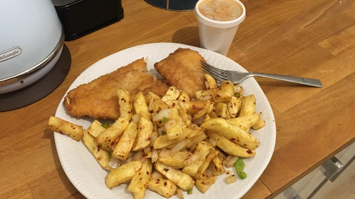 The Chinese Chippy Delicacy the Rest of the World Is Missing Out On