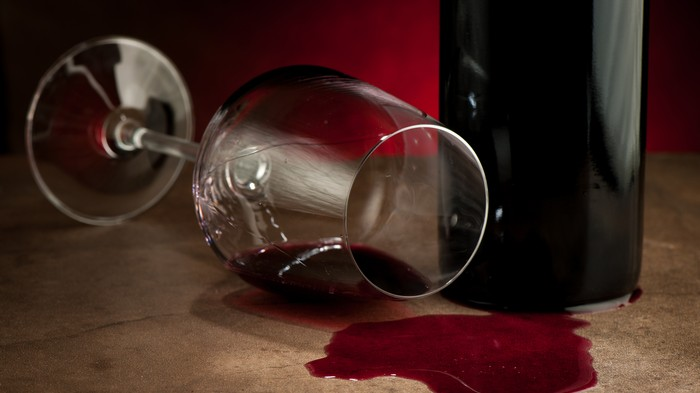 Winery Worker Fired After Accidentally Spilling $213K of Wine Down a Drain