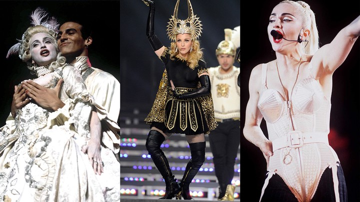 7 of Madonna's most iconic looks