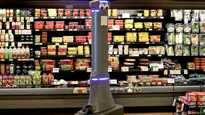 Supermarket Robot Listed as Alibi in High-Profile Connecticut Murder Case