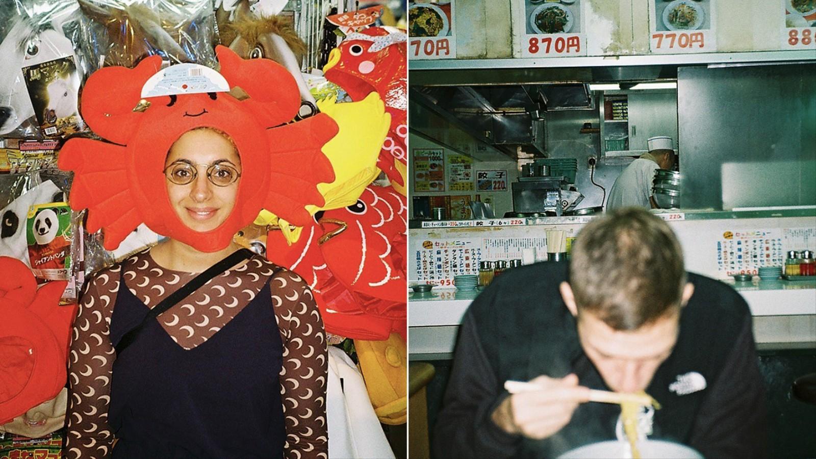 Photos de la tournée en Asie des DJ bruxellois·es Soumaya Phéline et Sagat