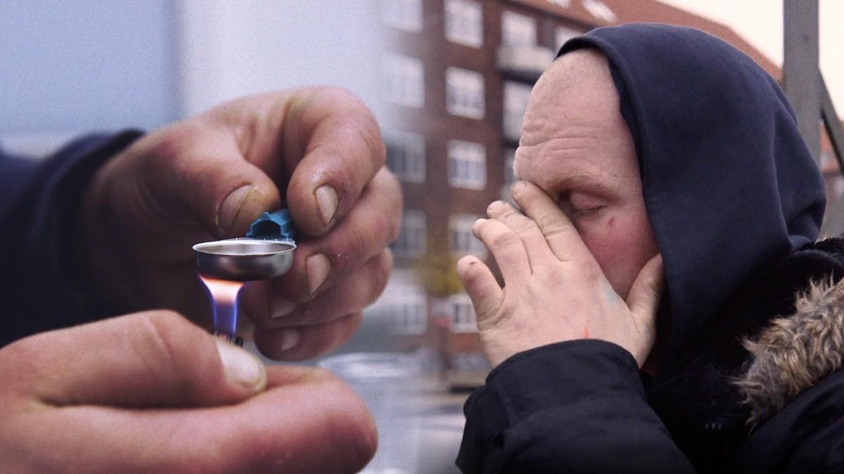 VICE-Doku: Mit Heroinsüchtigen in Dänemarks Konsumräumen