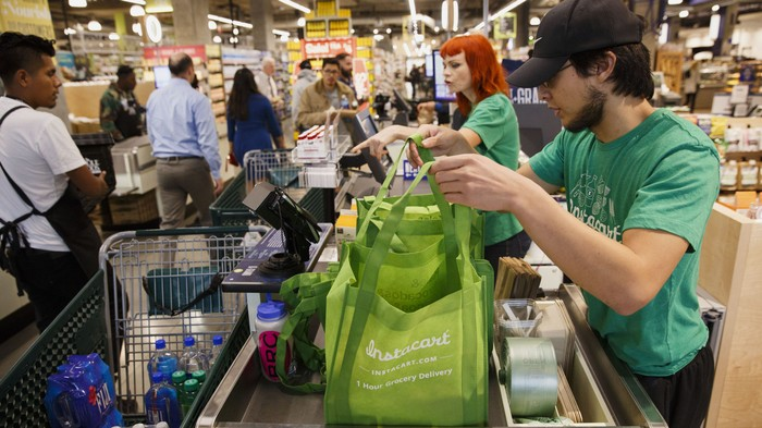 Leaked Memos Show Instacart is Running a Union-Busting Campaign