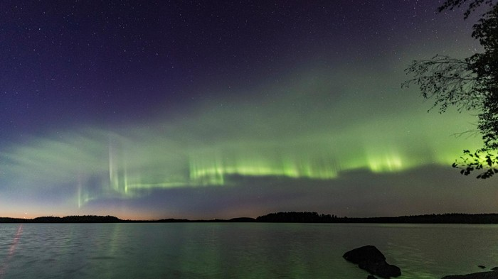 Scientists Discovered a Mysterious New Aurora Borealis on the Edge of Space