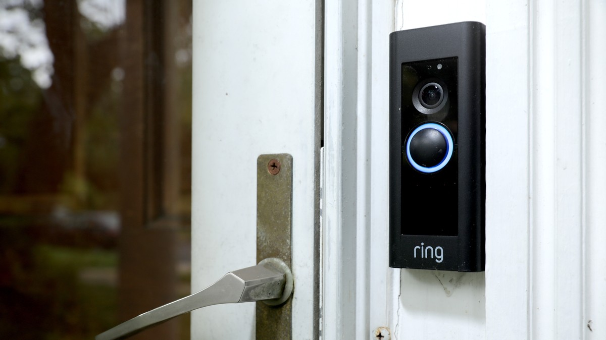 Do Ring Cameras Violate Wiretapping Laws? New Hampshire Is About to Find Out