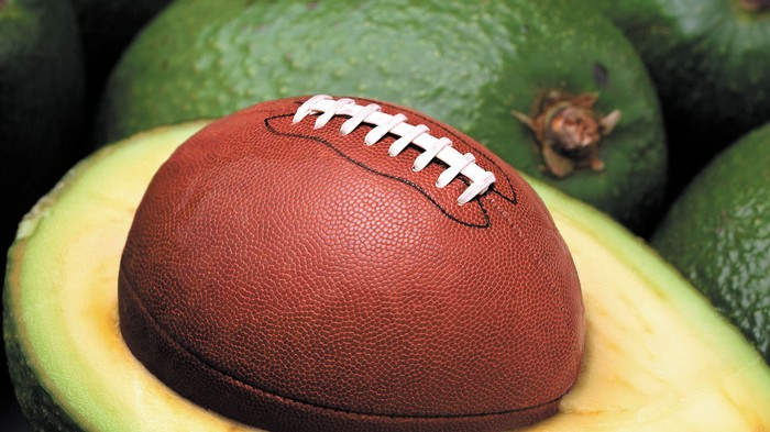 The Real Winner of the Super Bowl Is the Avocado Industry