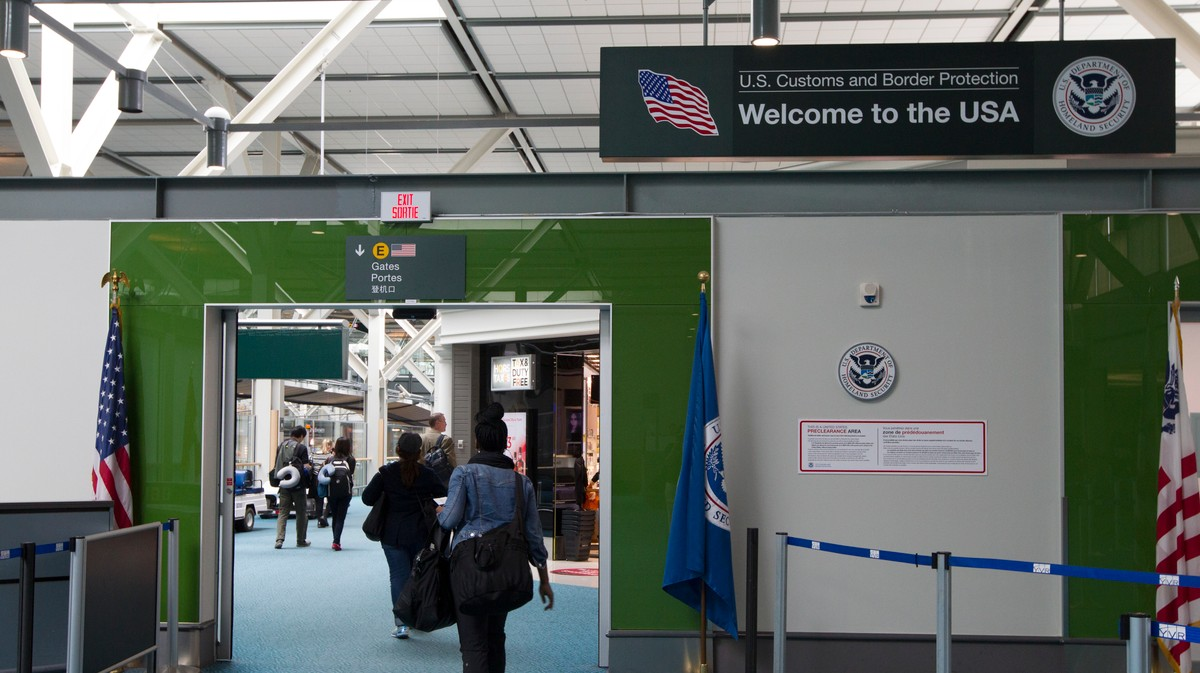 Border Patrol Detains Iranian-Born American Soldier at the Border, Seizes Their Phone