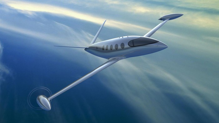 ViceCom: We Could All Be Flying in Electric Planes Sooner Than You Think.