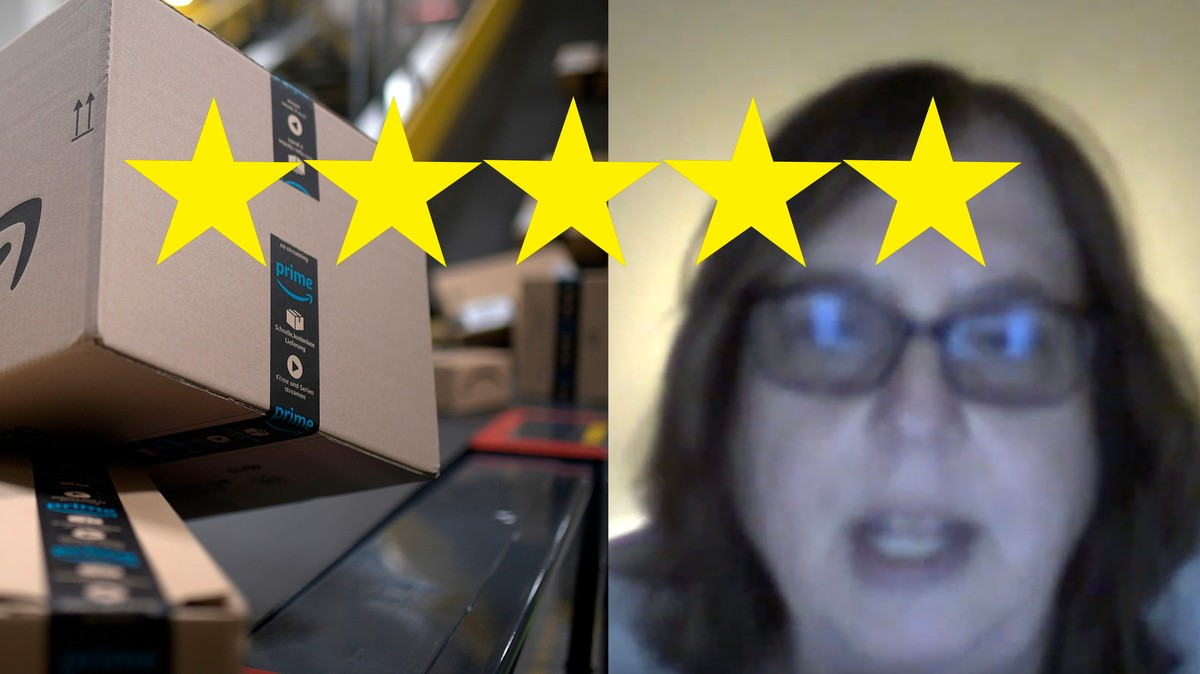 We Asked Amazon's No. 1 Rated Reviewer of All Time Why She Does It