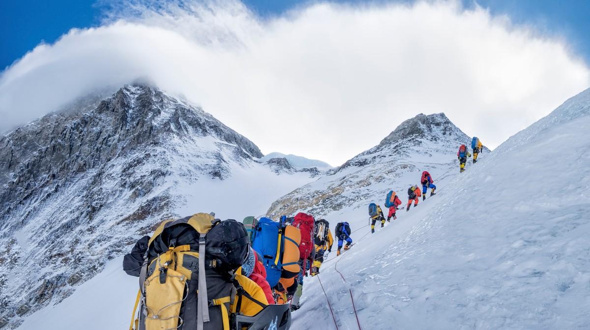 Der Mount Everest ist total zugemüllt – neue Technik soll das ändern
