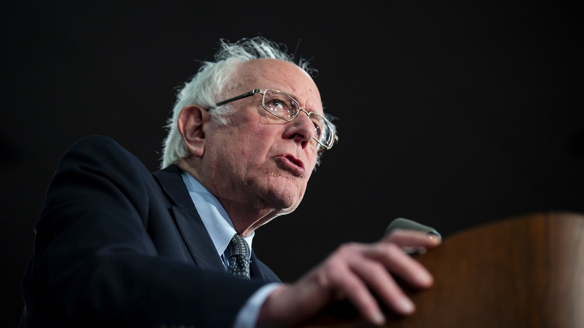 Bernie Got Robbed In Iowa So He's at War With the Democrats Again