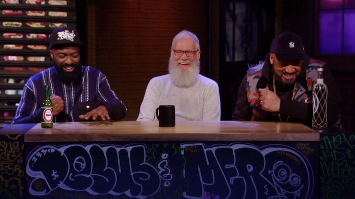 Apparently, Tarantino Threatened to 'Beat the Crap Out of' David Letterman