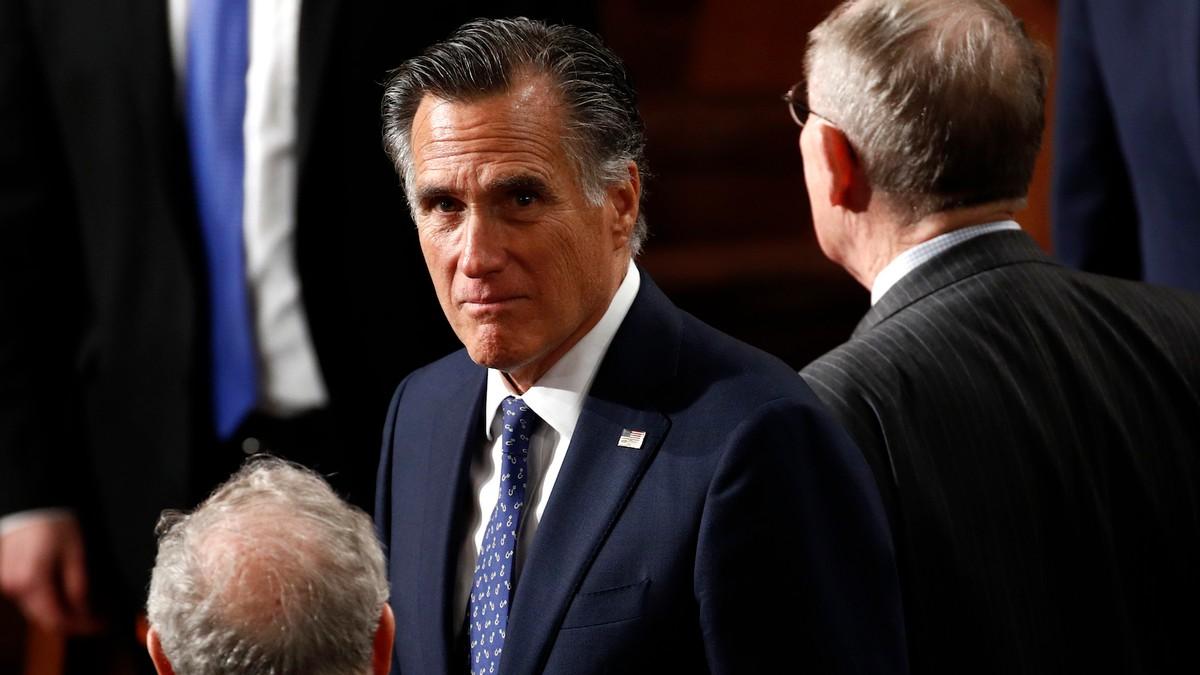 , Shots Fired: Mitt Romney Will Vote to Convict Trump, Saubio Making Wealth