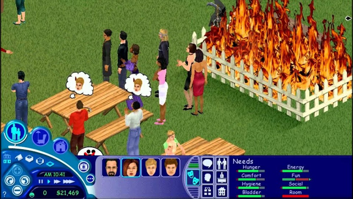 20 years on, The Sims is still the ultimate roleplay fantasy for ...