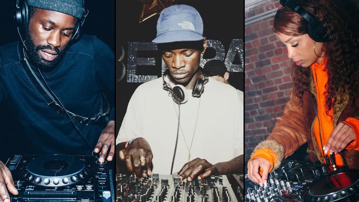 Pitié, arrêtez de penser que tous les DJs noirs jouent du hip-hop