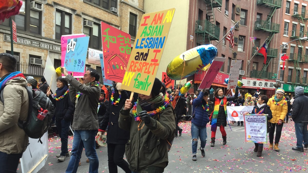 Queer Asians Refused to Be Left Out of Lunar New Year Celebrations