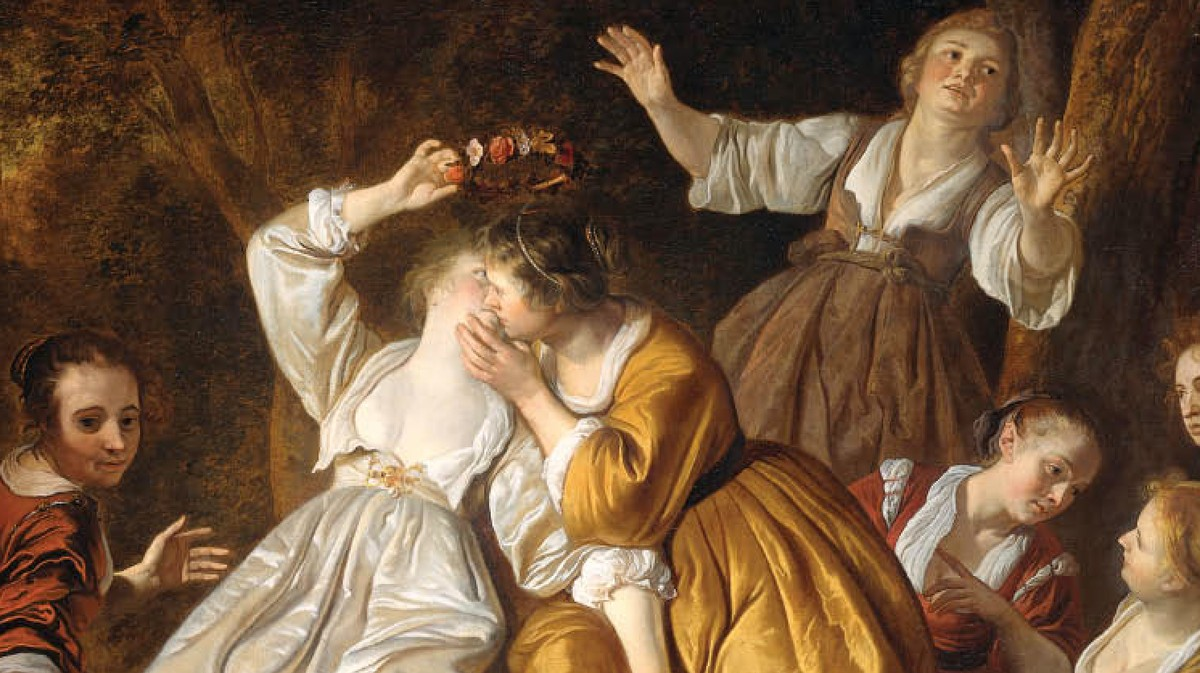 The 'Itch', and Other Ways History Explained Lesbianism