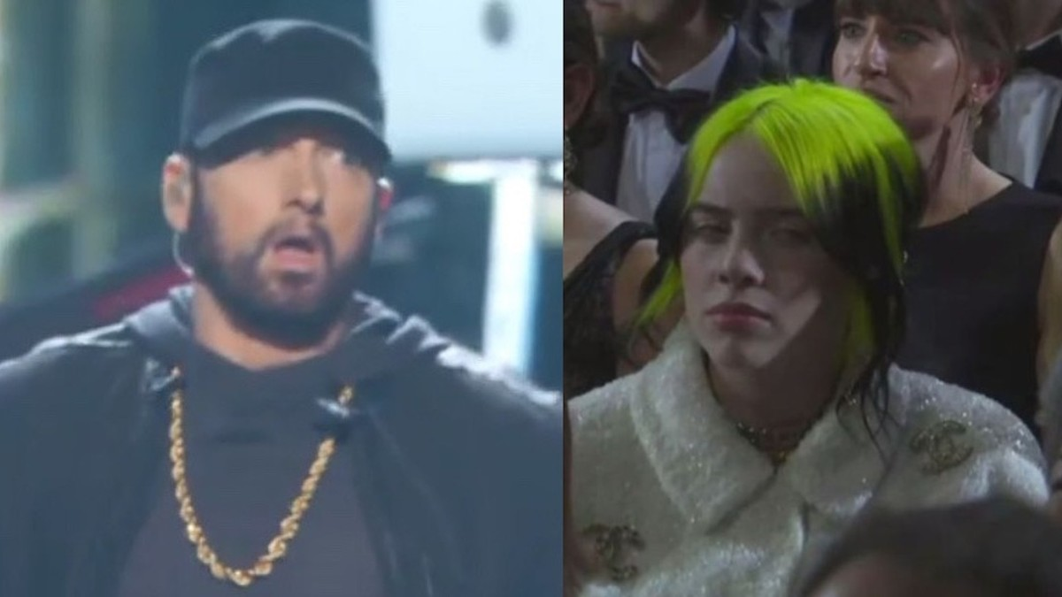Eminem si è esibito agli Oscar e non se lo aspettava davvero nessuno
