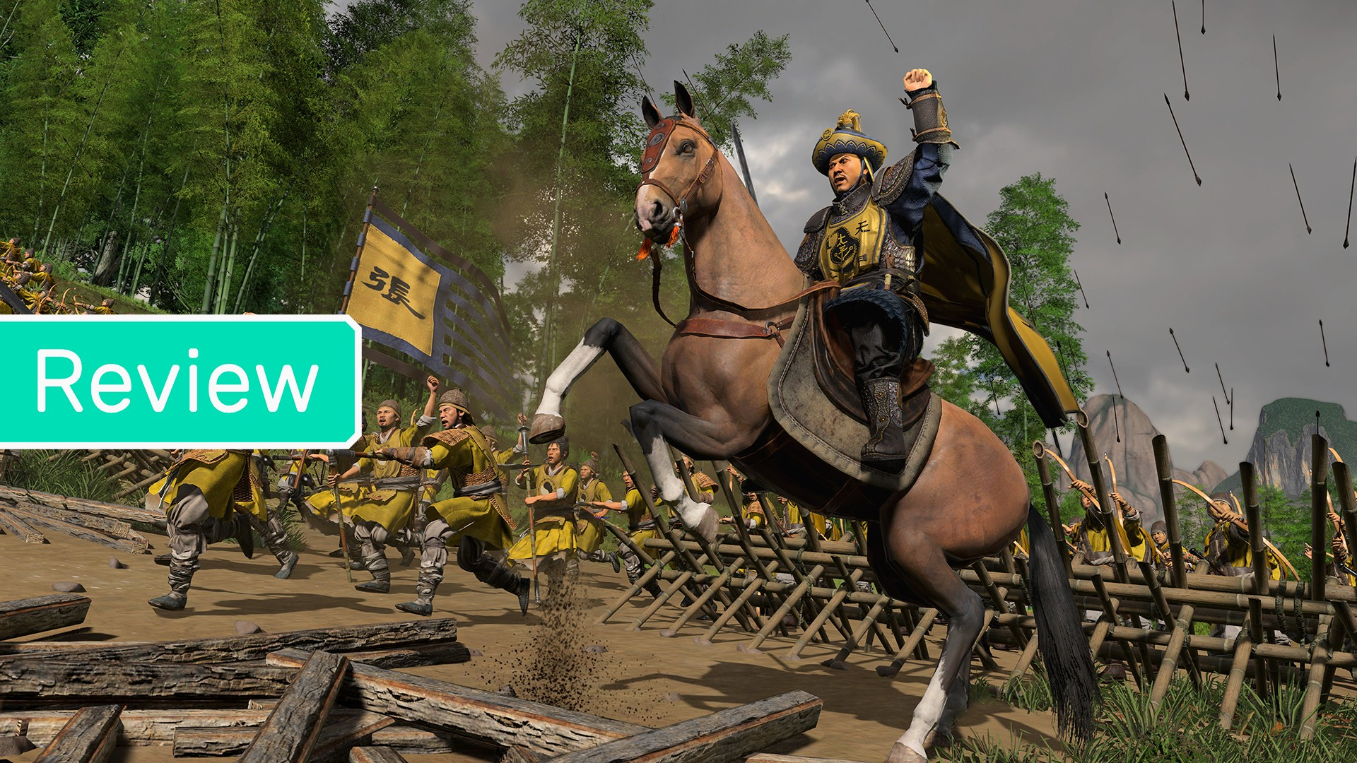 A Total War Three Kingdoms Expansion With An Irresistible