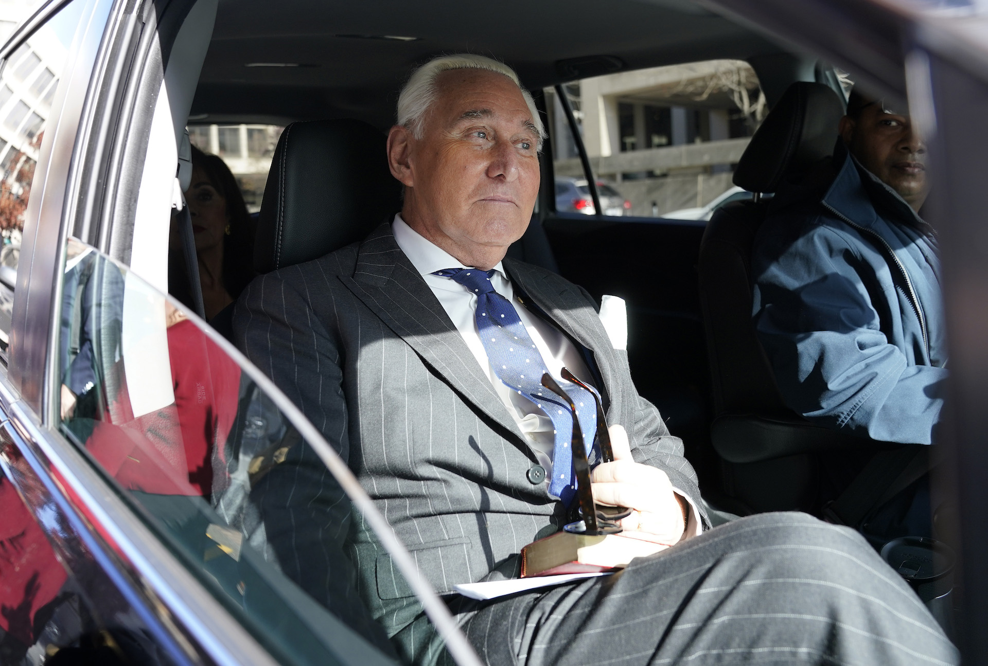 , Roger Stone Could Go to Prison for 9 Years, Saubio Making Wealth