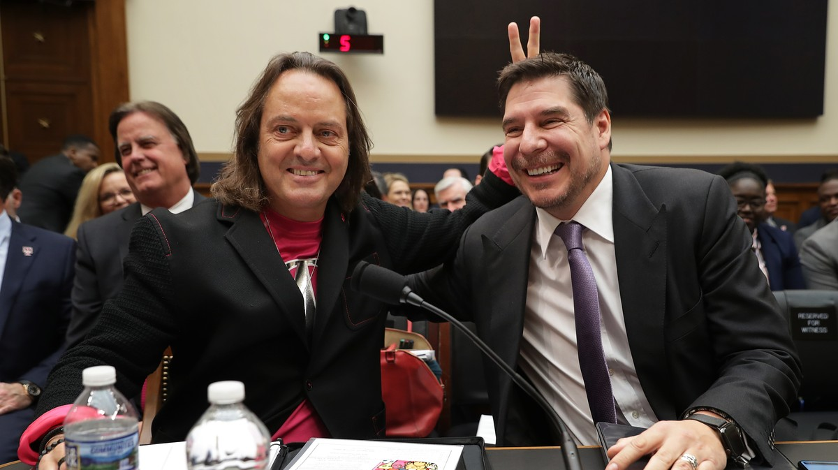 The T-Mobile Sprint Merger Just Got Rubber Stamped and We All Lose