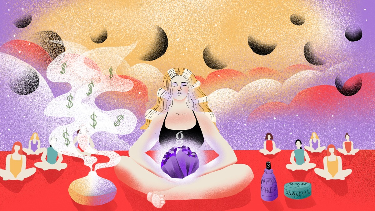 The 'Goop Effect': The Women Who Spend Hundreds Seeking Spirituality